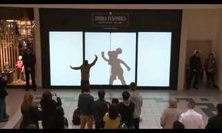 The Disney Mall Gag!