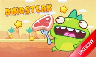 Game: Dino Steak