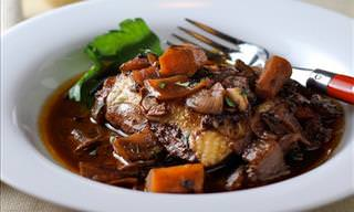 There's No Better French Dish Than Coq Au Vin