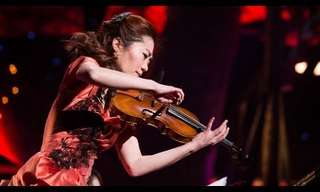 Ji-Hae Park Plays the Violin