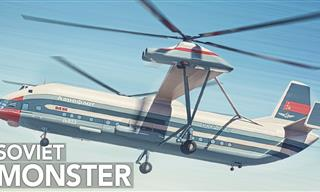 The Incredible Story of the LARGEST Helicopter Ever Built