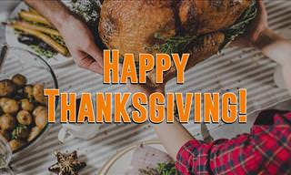 Greetings to Share This Thanksgiving