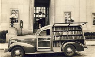 20 Nostalgic Images of Circulating Libraries