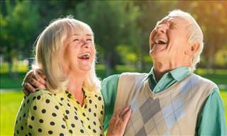 Over 60? This Funny Advice Will Most Certainly Tickle You!