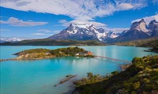 The Stunning Scenery of Chile