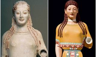 16 Examples of Classical Sculptures - In Color