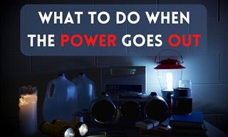 Emergency Tips: What To Do When The Power Goes Out