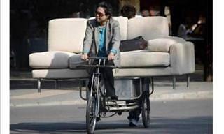 Hilarious Photos from China