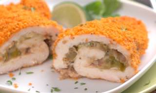 How to Make Exquisite Mexican Stuffed Chicken