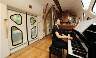 The Most Luxurious Train in World - 12 Photos