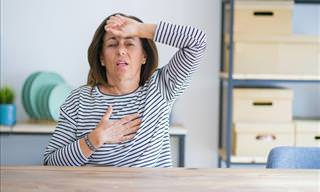 Hot Flashes Can Predict Heart Disease in Women