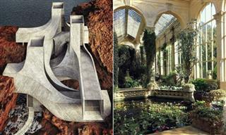 25 Breathtaking Buildings That Deserve More Attention