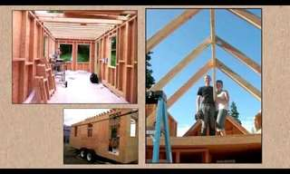 Couple Turns 140 Foot House Into a Home