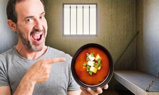 How a Prisoner Used Soup to Escape His Cell