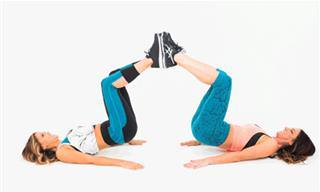 6 Exercises You Can Do Together with a Friend