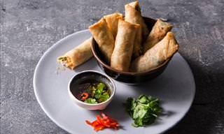 How to Make Tasty Vegetable Spring Rolls
