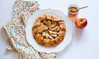 This Apple Season Calls for Some Luscious Apple Galettes