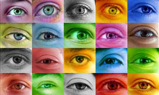 QUIZ: Test Your Eyes' Age with This Color Perception Test