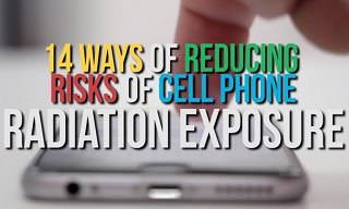 These Tips Will Limit Your Exposure to Cellphone Radiation
