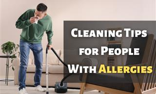 Allergy-Proof Your Home Before Spring With These Tips