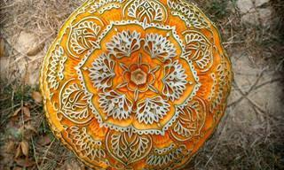 These Halloween Pumpkin Are Beautiful!