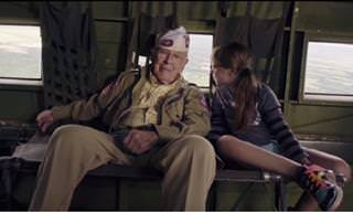 Watch a D-Day Veteran Take Another Trip on His WWII Plane