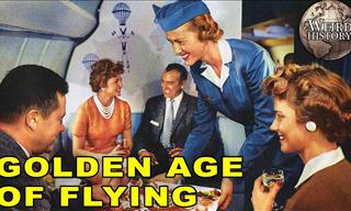 Know the History behind the Golden Age of Plane Travel