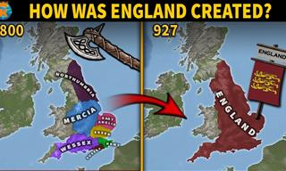 History Lesson: How Was the Kingdom of England Formed?