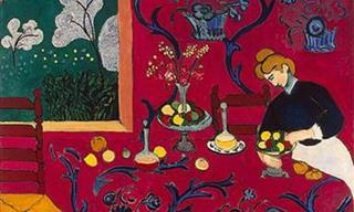 20 Famously Colorful Works of Art From Henri Matisse