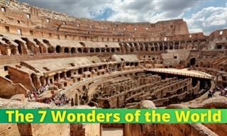 Trivia Quiz: Seven Wonders of the World