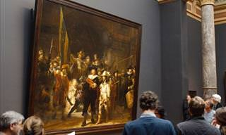 "Interactive: 12 Facts About Rembrandt's ""The Night Watch"""