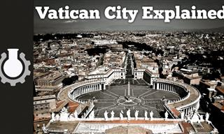 Everything About the Vatican Explained in Just 7 Minutes