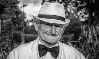 Inspirational Story of an Old Man's Joy