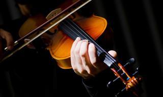 MUSIC BOX: 16 Fantastic Violin Classics