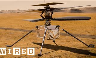 NASA Built a Helicopter on Mars, But How?