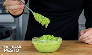 The MOST Ingenious Way to Eat Peas