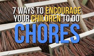 How to Encourage Your Children to Do Their Chores