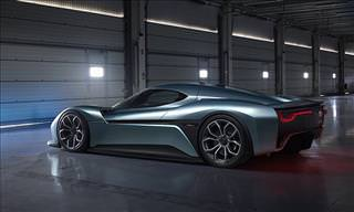 China's Foray Into Supercars - the Nio EP9