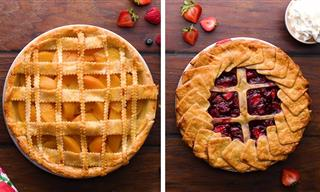 12 Pie Tricks Any Baker Should Try