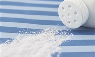 The Benefits of Using Baby Powder in Your Garden