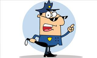 """The """"Awesome"""" Rookie Police Officer"""