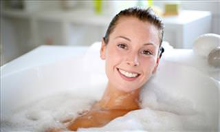 New Study Finds That Baths Are Good For Depression