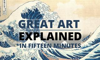 The Story Behind the Iconic Great Wave Off Kanagawa