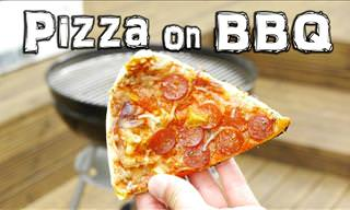 Kitchen DIY: How to Make Pizza BBQ!