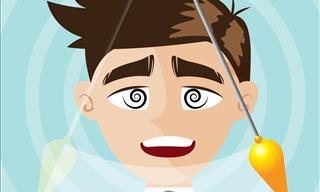 Joke: The Talented Hypnotist