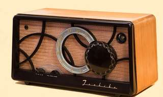 Magic Transistor Radio