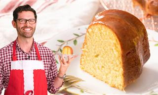 Treat Yourself With This Delicious Rum Cake