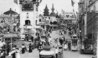 Vintage Photographs of Coney Island In Its Heyday