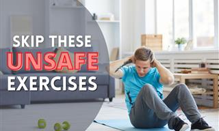 8 Fitness Moves Experts Claim Can Do More Harm Than Good