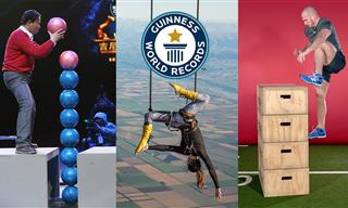The Most Impressive Height-Related Guinness World Records